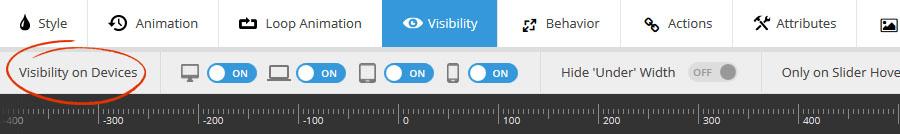 آموزش تنظیمات اسلایدر رولوشن-نمایش اسلایدر بر روی موبایل