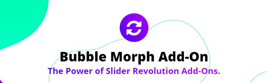 آموزش تصویری دمو Bubble Morph اسلایدر رولوشن